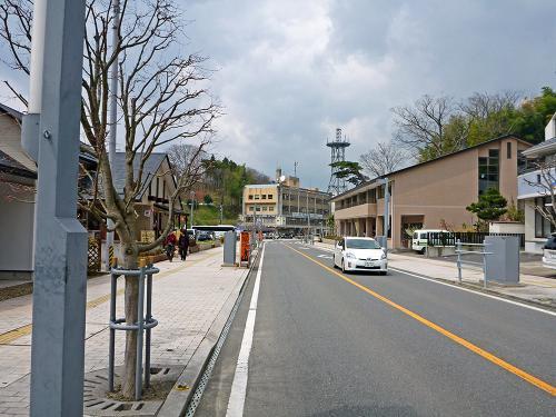 【日本三大桜】 満開の国指定天然記念物 『三春滝桜』 + 『三春城址』 を訪れて 2014年4月