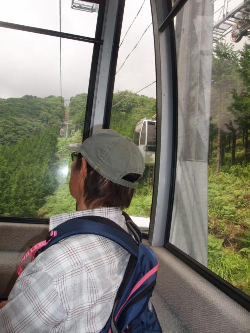 信州の旅ー「ヘブンスそのはら」から「富士見台」へ