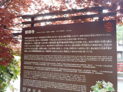 子宝の湯: 伊豆半島吉奈温泉へ願掛けの旅へ(^.^) その「いち」