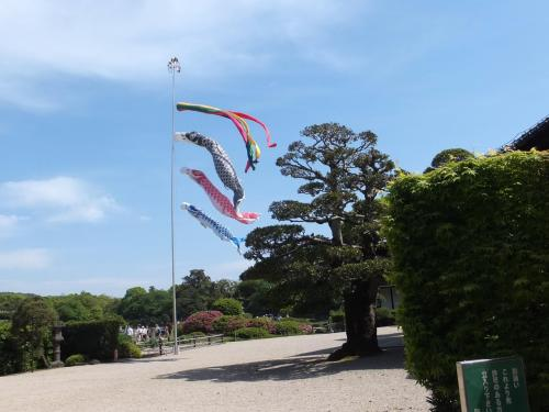 岡山旅行記 in 後楽園