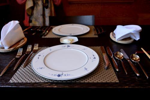 太宰府宮司さん お進めのレストランを予約しました