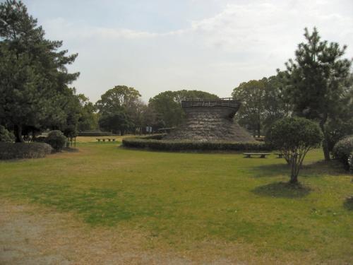 兵庫県立考古博物館・播磨大中古代の村
