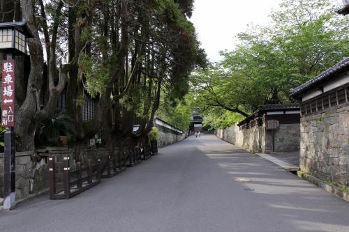 Solitary Journey [1380] 武家屋敷通り、商人通りなど城下町の風情と情緒のある町でした。<飫肥城址・武家屋敷通り>宮崎県日南市