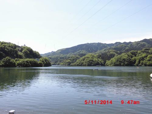 相模湖へ行ってきました