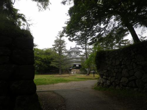 愛知・豊橋公園の吉田城址と花交流フェア2014