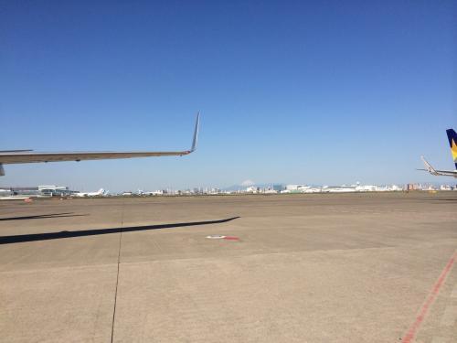 JMB旅プラス 日本の空、駆け巡り 巡空にっぽん 2日間 ツアー日記