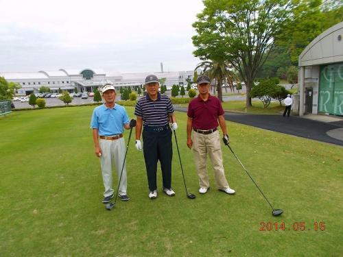 3回目の三重ゴルフ紀行
