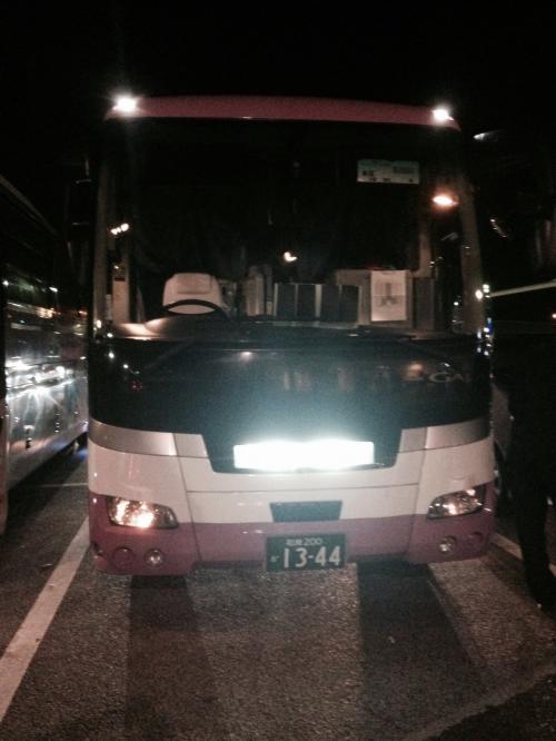 ウィラーエクスプレスバス、大阪→新潟片道500円で新発田城と春日山城【日本100名城】へ