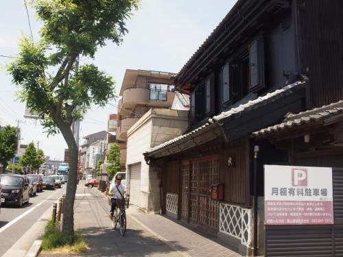 「東海道五拾三次」を歩く  七、藤沢 ~ 平塚
