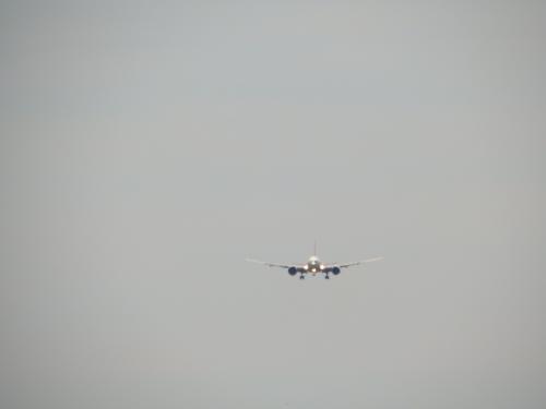 さくらの山公園(成田・富里)からの飛行機撮し part2