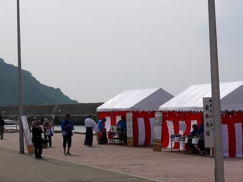 春の姫島~カレイ祭りとアサギマダラ鑑賞~