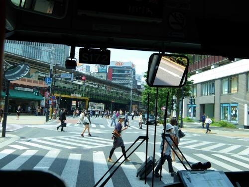 第66回 東京みなと祭 水の消防ページェント−1