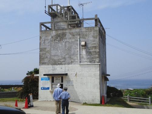 角島灯台入場料200円です。