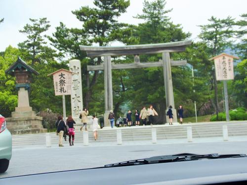 2014年島根への旅 島根半島四十二浦巡り 1