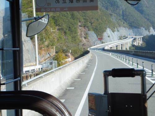 2014 日本最長路線バスと京都・北陸18きっぷの旅【その4】日本一大きな村
