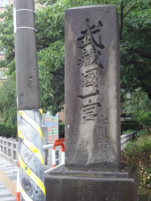 晴女のパワーならず、梅雨入り直後、雨の氷川さん散歩・武蔵一宮 氷川神社