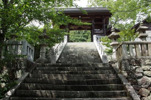 白山(東讃富士)に登ってきた