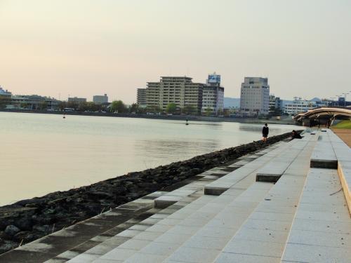 2014年島根への旅 出雲的なもの~宍道湖の落日