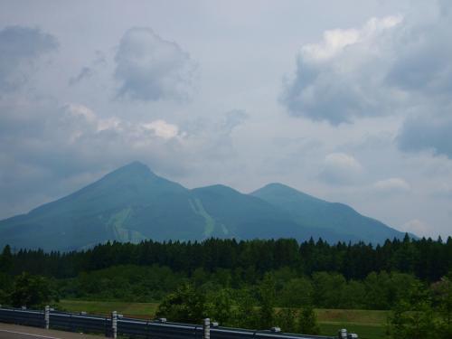 清楚なピンク色のひめさゆりの丘と、蔵の町・喜多方・・・どっちもちょっぴりずつ楽しんできました!