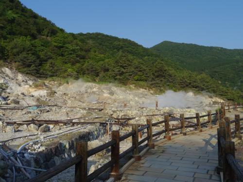 軍艦島上陸ツアー(雲仙温泉泊)