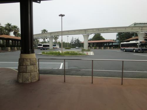 修学旅行の翌日にディズニーシーへ行きました。