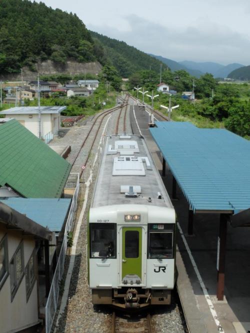 被災地鉄道訪問Ⅱ-① BRTで志津川、気仙沼へ