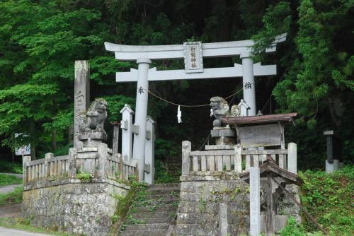 伝説の里「鬼無里」を巡る旅(長野)