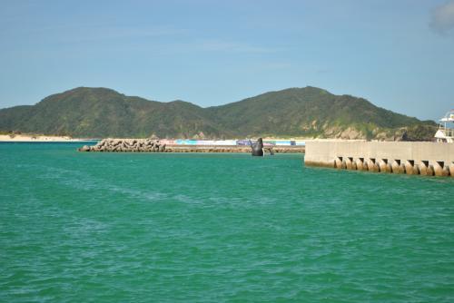 「雨でも沖縄を楽しもか!」 Part2 慶良間諸島とお帰りの巻