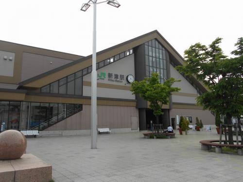 楽しい乗り物に乗ろう!  JR東日本「SLばんえつ物語」  ~津川・新潟~