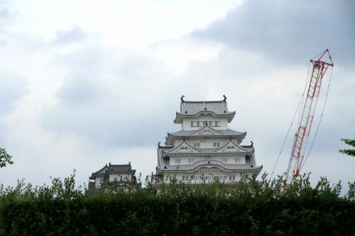 世界遺産の姫路城から本堂が国宝の太山寺へ