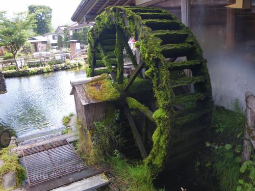 建水汲みに始めての伊藤園ホテル土肥に・・・・・