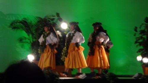 IZU・WORLD みんなのHawaiians ポリネシアン・ショー フラダンス