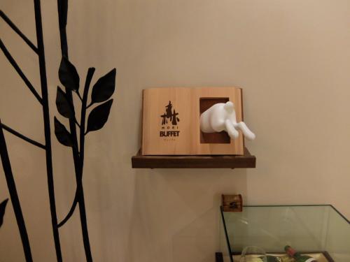 初夏の北海道 花の玉手箱 三日目 定山渓 素晴らしきホテル 森の謌