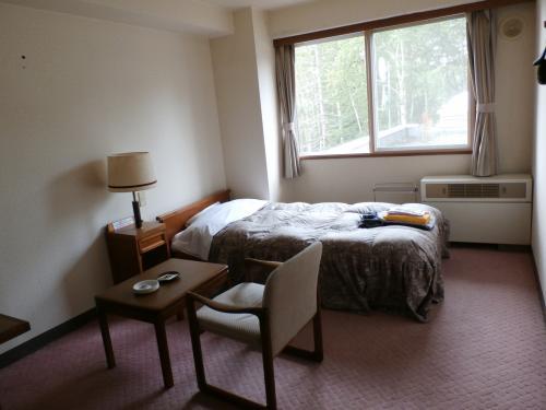 ≪グランドホテル大雪≫に泊り翌朝≪北海道最高峰~旭岳登頂≫一人で頑張ったε~┌(|||´Д`)ノ
