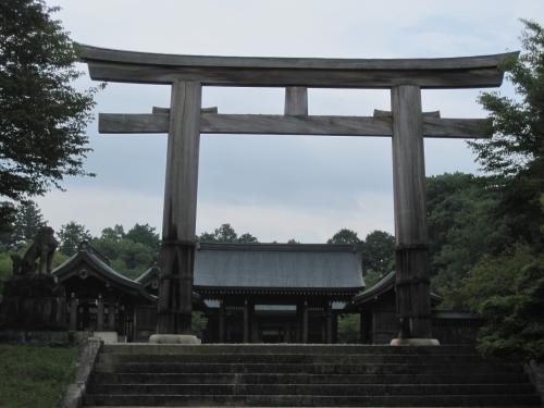 季節外れの吉野山に行ってきました。