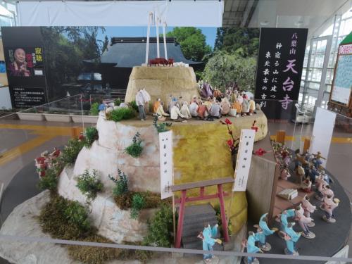 TOHOKU EMOTIONでランチ&北三陸鉄道で宮古まで乗車