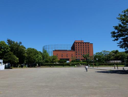 第16回こども民俗芸能大会 消える日本青年館で 上