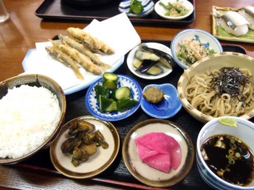 我が家の夏の楽しみ♪ 鮎のお寿司を食べに常陸大宮へ