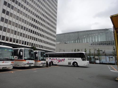 無料送迎バスで行くスパリゾートハワイアンズ・1