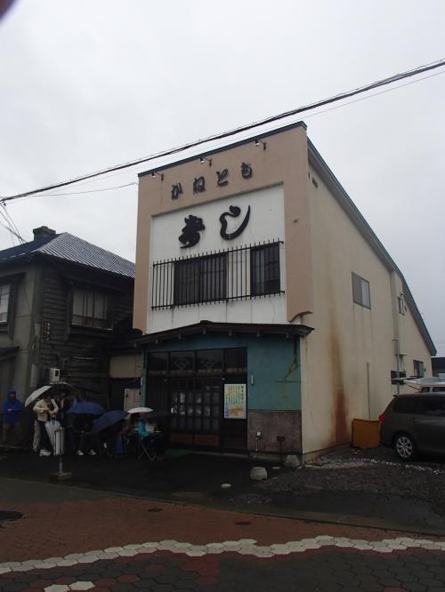 絶品のお寿司!『かねとも寿司』~帰路◆2014年6月・北海道の花とグルメな旅≪その9・最終章≫