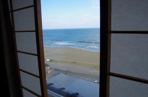 初東北 真夏の山形・宮城一人旅 日本海とクラゲ世界一を来訪