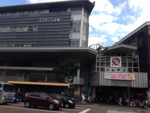 2014.8金沢①(金沢市内観光)