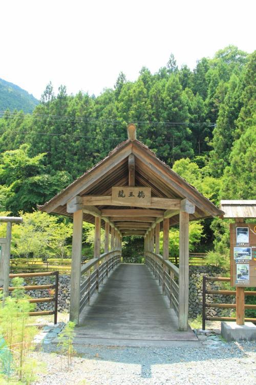 2014 愛媛の旅 5/8 河辺浪漫八橋 (2日目)