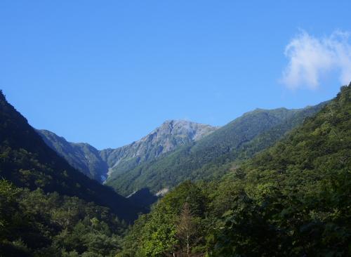 今年三度目の正直、夢がようやく叶う / 南アルプス北岳・間ノ岳 - 北岳登攀編