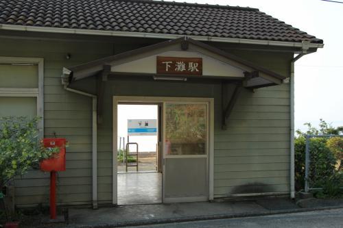 2014 愛媛の旅 6/8 下灘駅 (2日目)