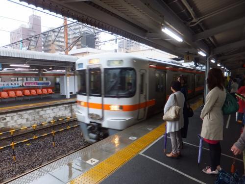 2014 春の静岡遠征&名古屋遠征【その3】ナゴヤドームで野球観戦と帰京