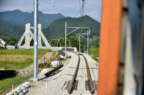 残しておきたい、ダムに沈みゆく吾妻渓谷と消えゆく鉄道の風景を求めて川原湯温泉駅に訪れてみた(駅周辺編)