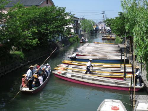 2014:GWたび・その2 初めまして福岡! のんびりと柳川の川下りを楽しんだら大宰府でもゆったり〜