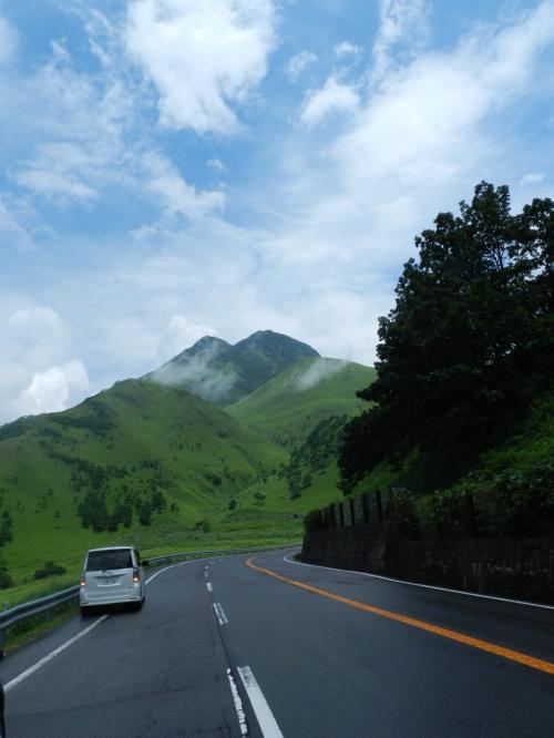 大分県で滝めぐり『福貴野の滝』◆2014年7月・スヌコミュ仲間との湯布院&阿蘇の旅≪その10≫