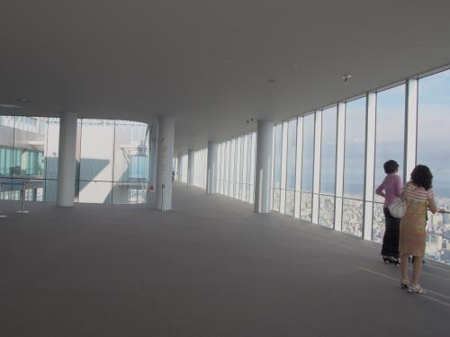 初めての あべのハルカス[大阪マリオット都ホテル 宿泊記] ・海遊館 Vol 3